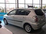 Молдинги на двері для Toyota Corolla Verso 2 2004-2009, фото 3
