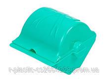 Бумагадержатель пластиковий бантик оптом