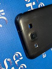 Кришка корпусу коричнева Samsung gt-i8552 Original б.у, фото 2