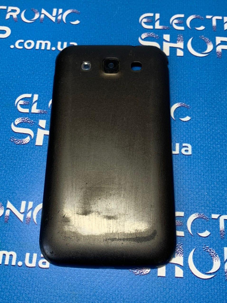 Кришка корпусу коричнева Samsung gt-i8552 Original б.у