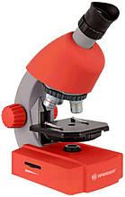 Микроскоп Bresser  Junior 40x-640x красный