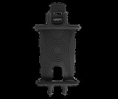 Силиконовый держатель для телефона на велосипед черный
