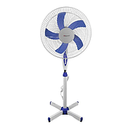 Напольный вентилятор Domotec MS-1621 с таймером и пультом, фото 1