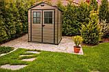 Садовый домик сарай Keter Scala 6x8 Shed, фото 2
