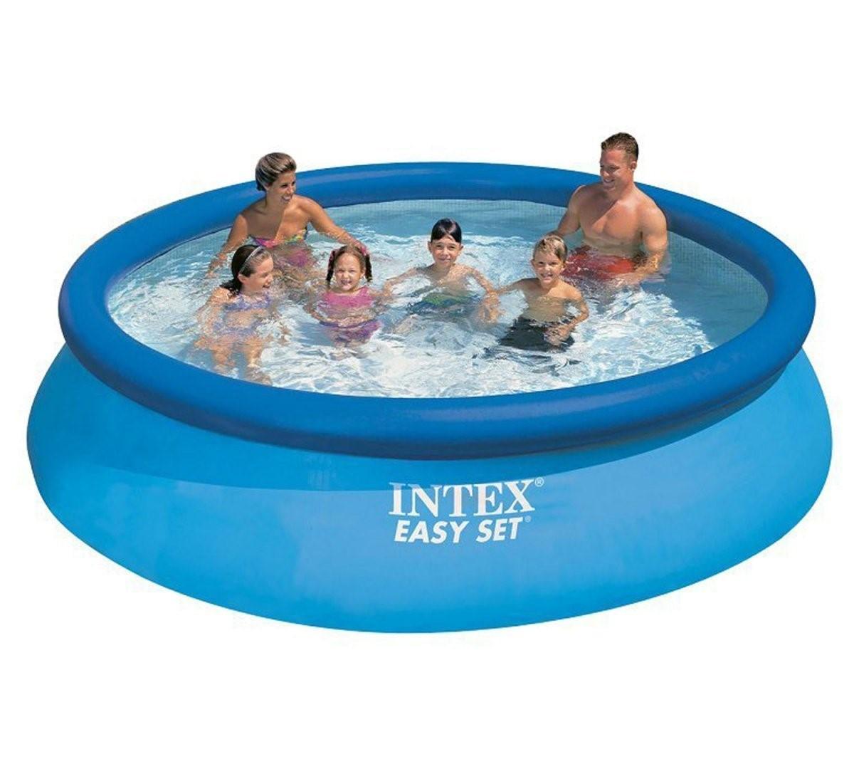 Надувной бассейн Intex 366х76 см  (28130)