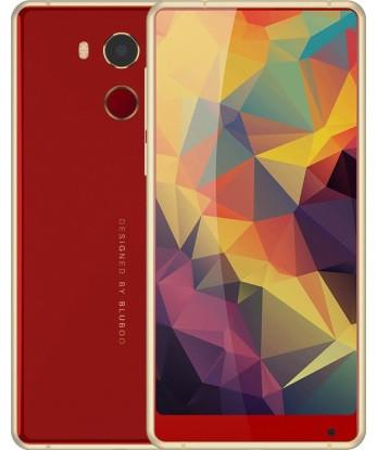 Смартфон Bluboo D5 Pro 3/32Gb Red, 13/8Мп, 5.5'' IPS, 2sim, 4 ядра, GPS, 2700mAh, MTK6737, 4G