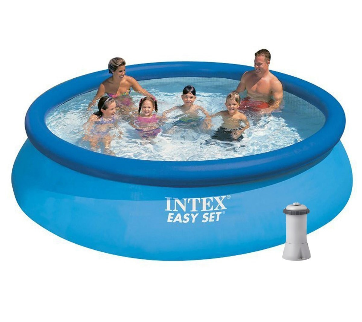 Надувной бассейн Intex 366х76 см  (28132)