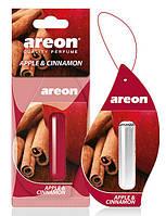 Ароматизатор Areon капсула рідкий 5мл Яблуко-кориця Apple&Cinnamon