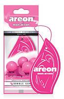 Ароматизатор Areon Mon сухий листочок Бабл гум Bubble Gum MA21