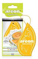 Ароматизатор Areon Mon сухий листочок Диня Melon MA13
