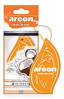 Ароматизатор Areon Mon сухий листочок Кокос Coconut MA11