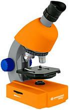Микроскоп Bresser  Junior 40x-640x оранжевый