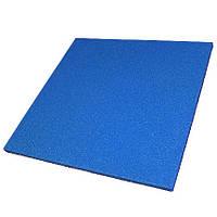 Гумова плитка 15 мм (синя)