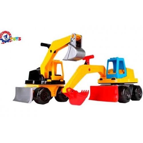 Трактор 6290 ТМ «Техноком» 40х21х17 5 см