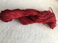 Нитка Акриловая 30м бордо
