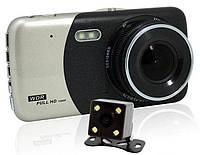Видеорегистратор DVR CT 503с двумя камерами, фото 1