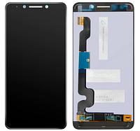 Дисплей LeEco Le Pro 3 AI X650 X651 модуль в зборі з тачскріном, чорний