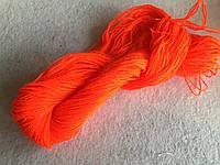 Нитка Акриловая № 25 оранж