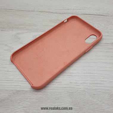 Чохол Silicone Case для Apple iPhone X / Xs flamingo, фото 3