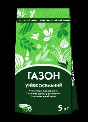 Семена Газонная трава Универсальная смесь 5 кг Семейный Сад 2701