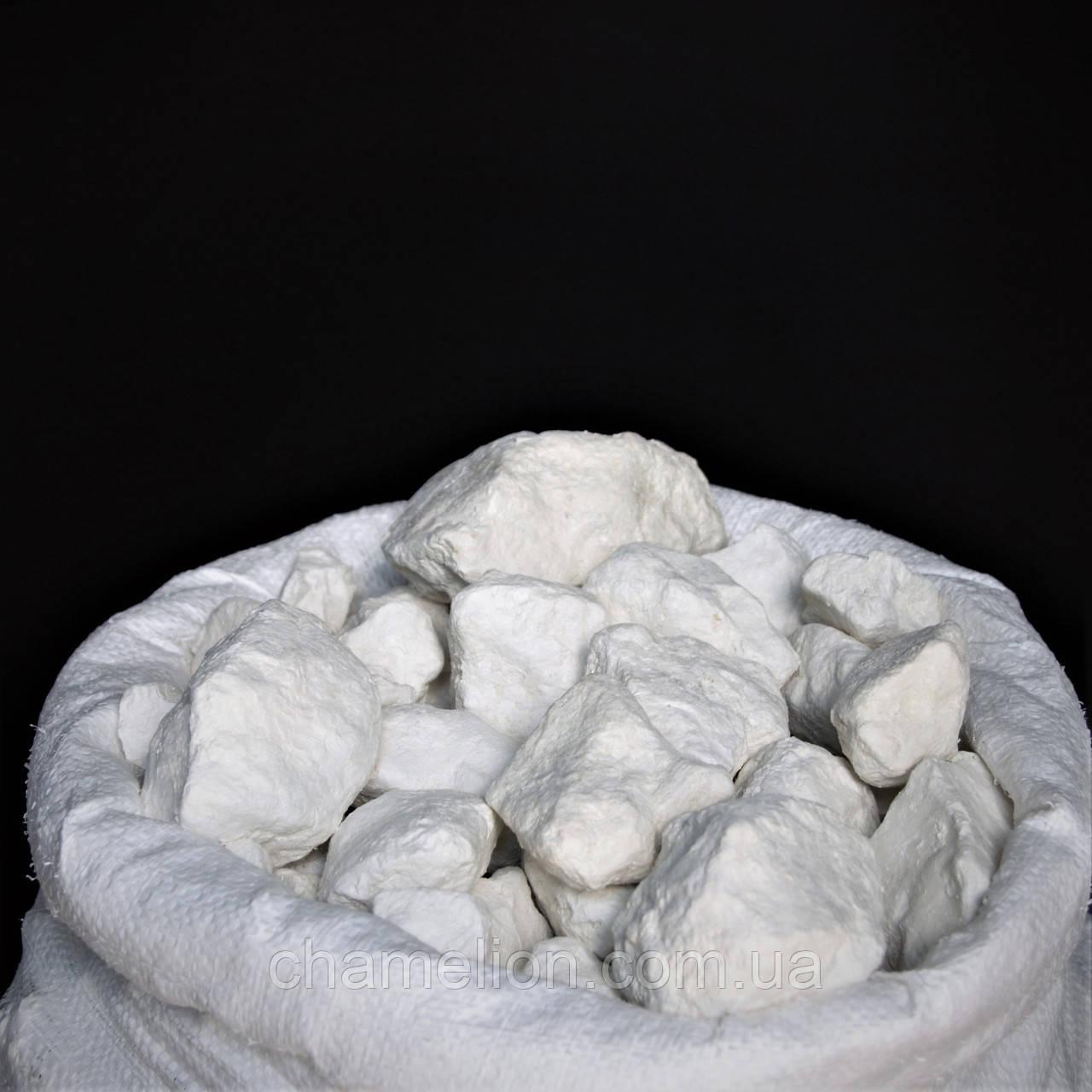 Глина маслянка белая кусковая 25 грн кг