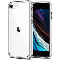 Чехол Spigen для iPhone SE 2020/8/7 Ultra Hybrid 2, Crystal (042CS20927)