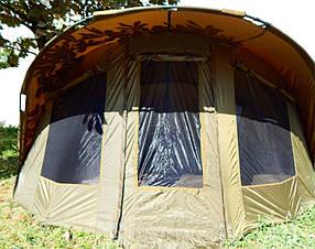 Палатка туристическая 3-х местная EXP 3-mann Bivvy Ranger+Зимнее покрытие для палатки