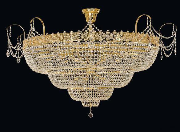 Хрустальная люстра из Чехии, фото 2