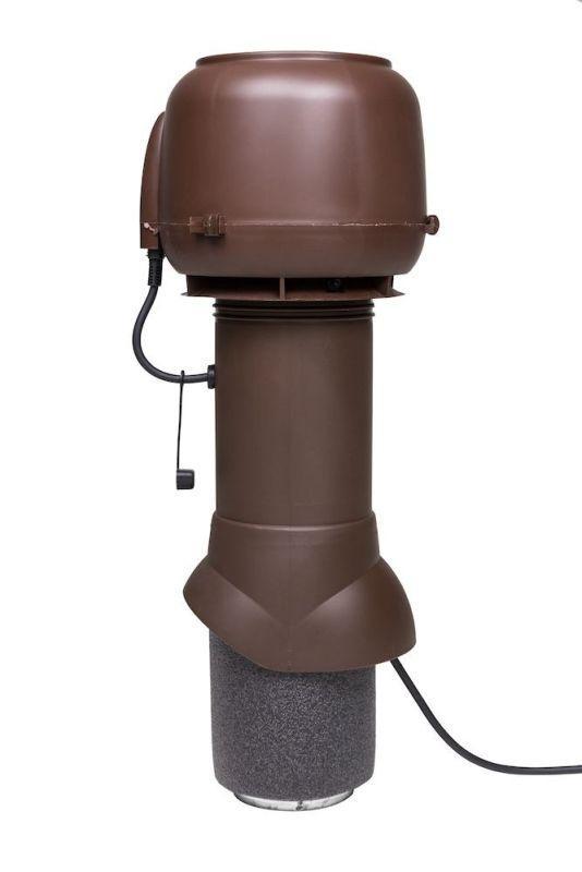 Кровельный вентилятор  VILPE® E 120 P