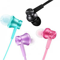 Наушники Xiaomi Mi In-Ear Headphones Piston Colorful Edition Black (ZBW4260CN)