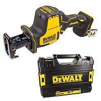 Пила сабельная аккумуляторная бесщёточная DeWALT DCS369NT