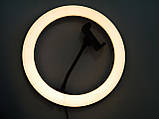 Светодиодная кольцевая лампа Ring Fill Light ZD666, фото 9