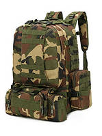 Рюкзак с подсумками на 55 литров RVL B08-пиксель, фото 1