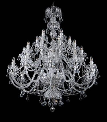 Оригинальная классическая хрустальная люстра Elite Bohemia, фото 2