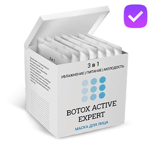 Botox Active Expert - маска для омоложения