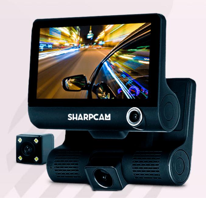 Відеореєстратор Sharpcam Z7