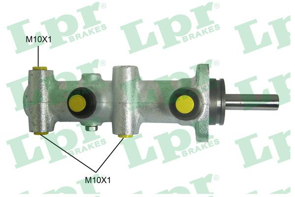 Главный тормозной цилиндр  Е-1 45/49.12 LPR6767