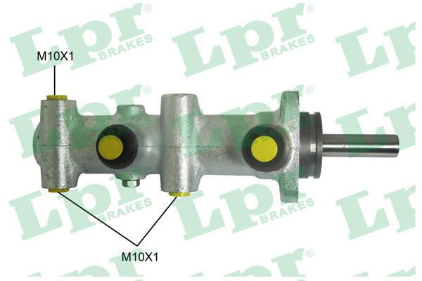 Главный тормозной цилиндр  Е-1 45/49.12 LPR6767, фото 2