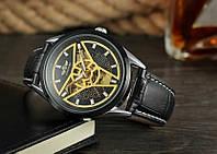 Механические часы с автоподзаводом WINNER
