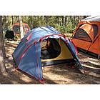 Палатка Tramp Lite Fly 3 TLT-003. Палатка туристическая. палатка туристическая, фото 2