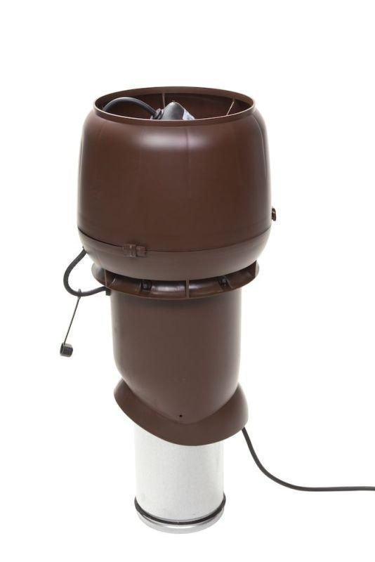 Кровельный вентилятор  VILPE® E 220 P