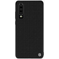 Nillkin Huawei P30 Textured Case Black Чехол Накладка Бампер, фото 1