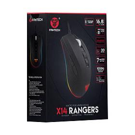 USB Мышь Fantech X14 Rangers
