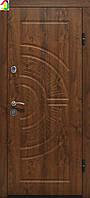 Дверь входная Министерство дверей металл/МДФ ПО-08 Дуб золотой, для дома