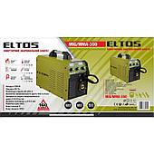Инверторный полуавтомат Eltos MIG/MMA-350 (Еврорукав)