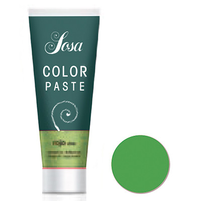 Универсальный краситель Зеленый 200 г, SOSA