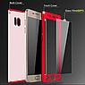 3D Чохол бампер 360° Xiaomi mi play протиударний + СКЛО В ПОДАРУНОК. Чохол сяоми мі плей, фото 2