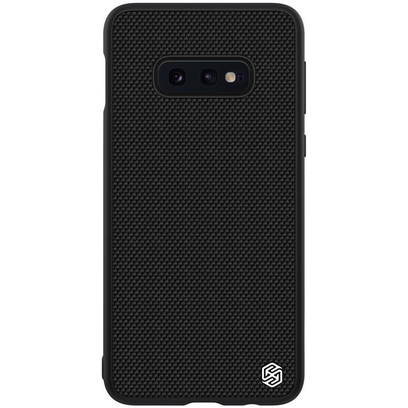 Nillkin Samsung G970F Galaxy S10e Textured Case Black Чехол Накладка Бампер