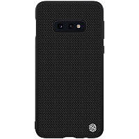 Nillkin Samsung G970F Galaxy S10e Textured Case Black Чехол Накладка Бампер, фото 1