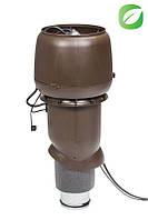 Кровельный вентилятор VILPE® Eco 220 P Коричневый